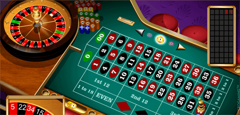 American Roulette by Microgaming