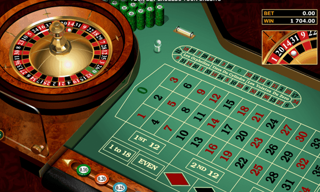 Roulette Fun Games Online