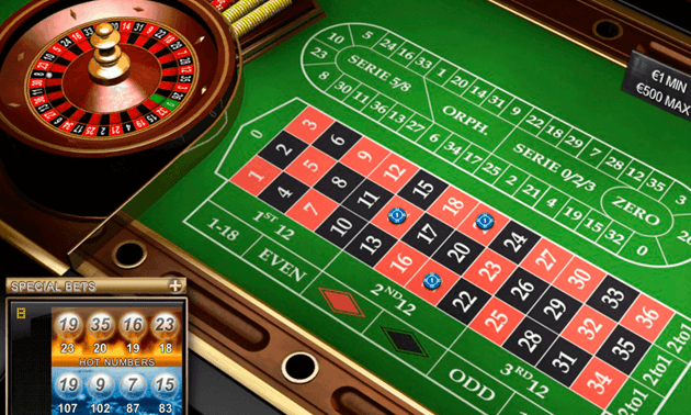 French Roulette Gold Free Demo