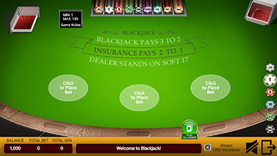 Unibet's Online Blackjack in Pennsylvania