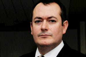 Portrait of Michael Dugher