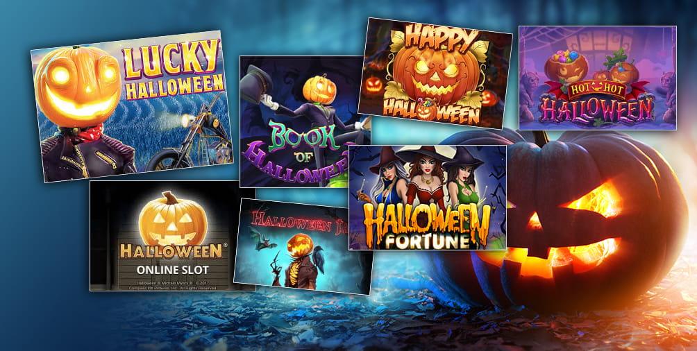 Slot Games Halloween