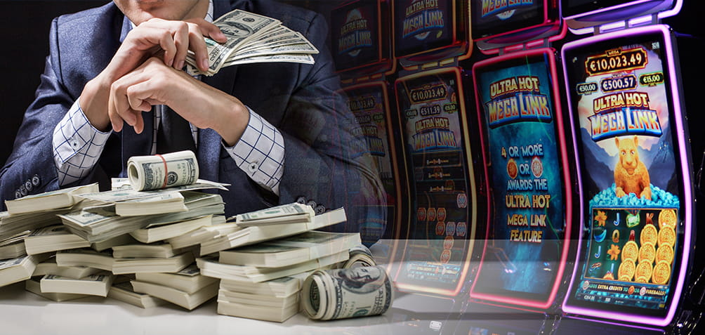 High Stake Slots Guide - Top Online High Stakes Slot Games