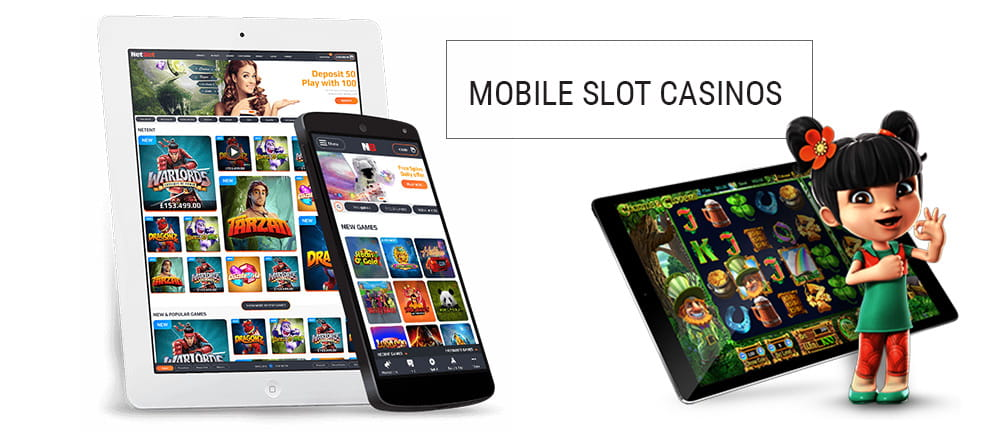 Best Mobile Slots Casinos | Top Pay by Mobile Slot Games