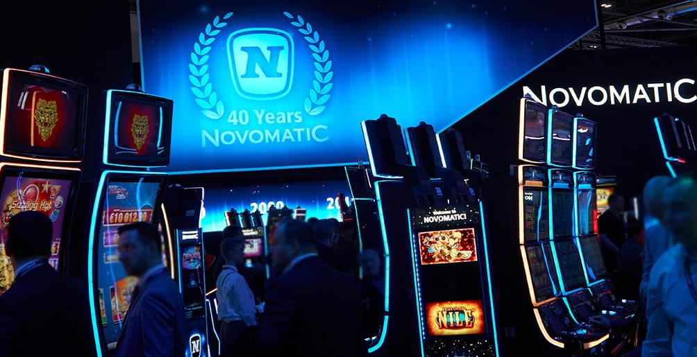 Slots Novomatic