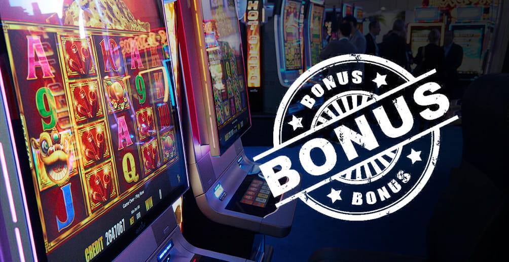 Online Slot With Bonus