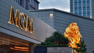 MGM Resorts Interested in the British Gambling Company Entain