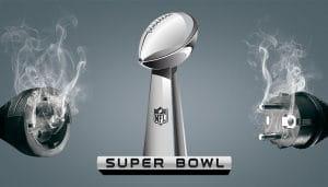 Piala Super Bowl NFL Antara Steker Merokok dan Stok Listrik