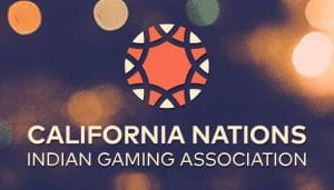 Logo dan Nama Asosiasi Permainan India Negara California