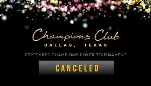 Klub Champions Membatalkan Kartu